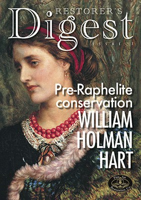 restorers digest william holman hart