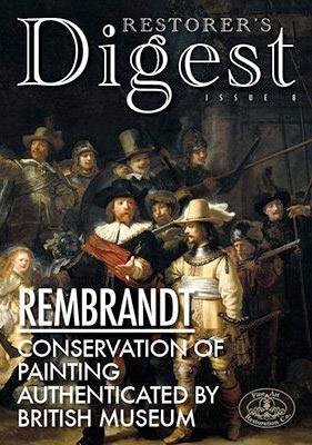 restorers digest rembrandt