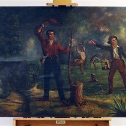 Alamo restoration