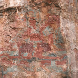 restoration of cave paintings