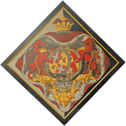 Coat of Arms at Stratfield Saye