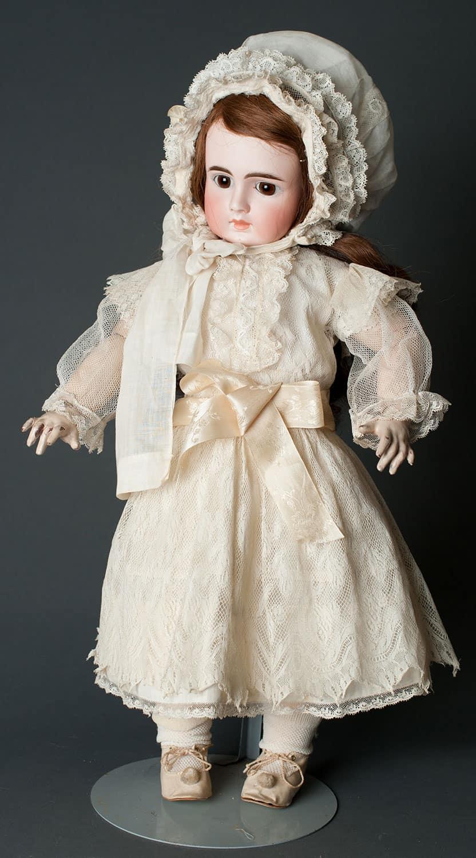 Textile Restoration - Doll's Costume