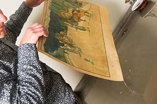 Watercolour Restoration