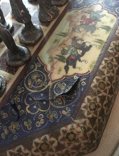 Restoring Chess Board