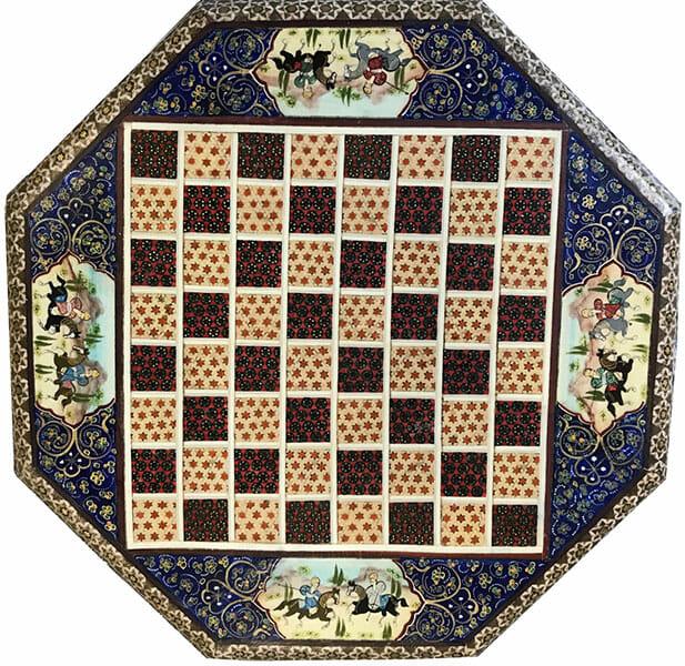 Restored Chess Board