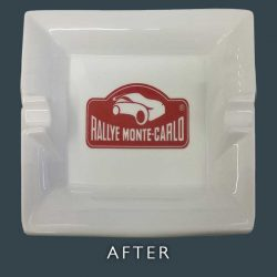 Antique Ashtray Restoration - After