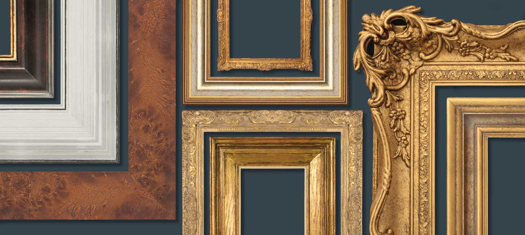 Picture framing services