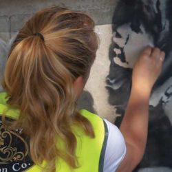 Protection and preservation of street art