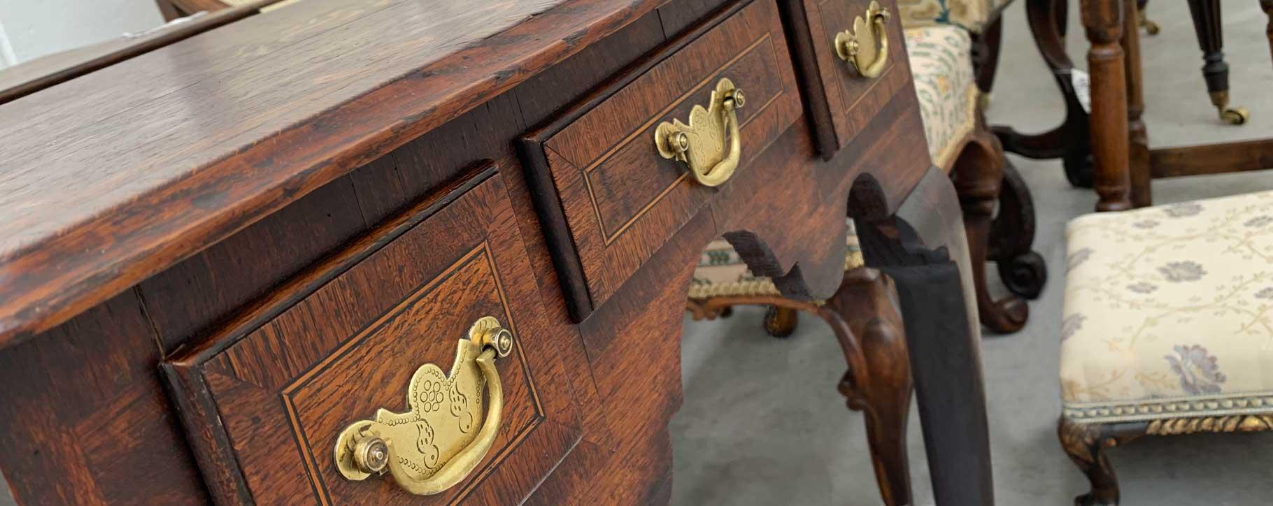 different furniture