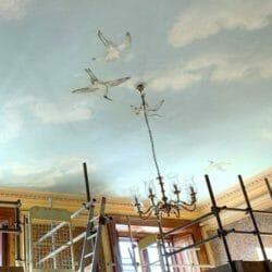 westonbirt school ceiling