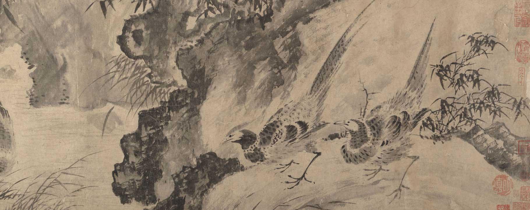 Chinese Panel Art Restoration