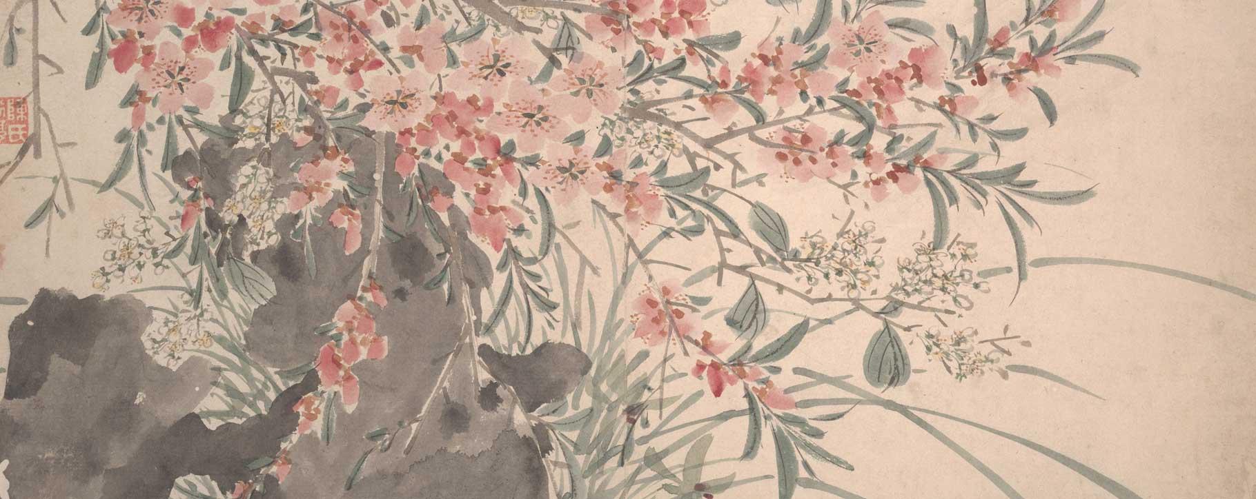 Chinese Panel Art & Wall Scrolls