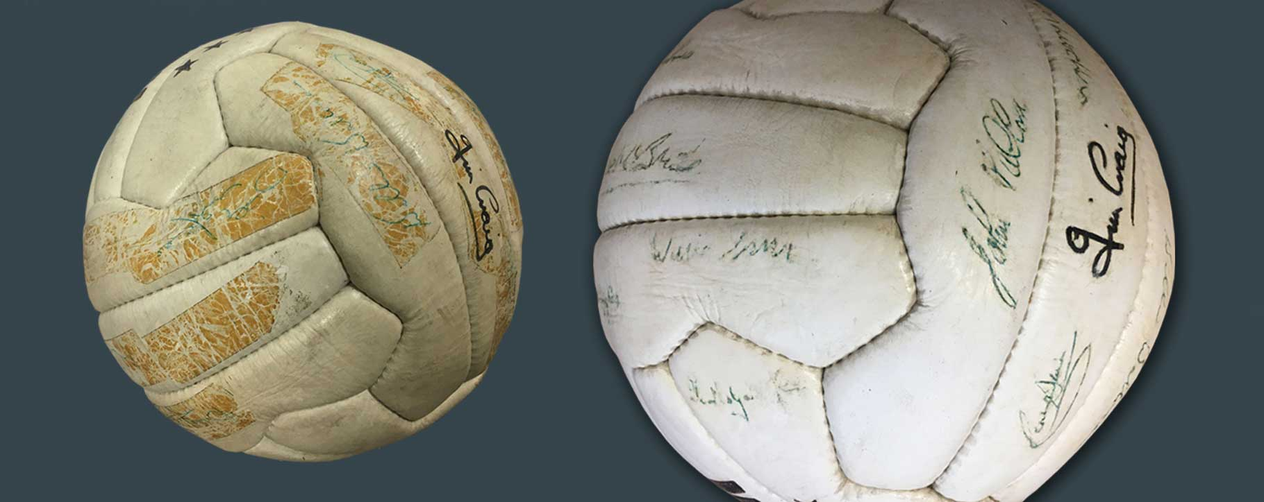 celtic football before and after restoration