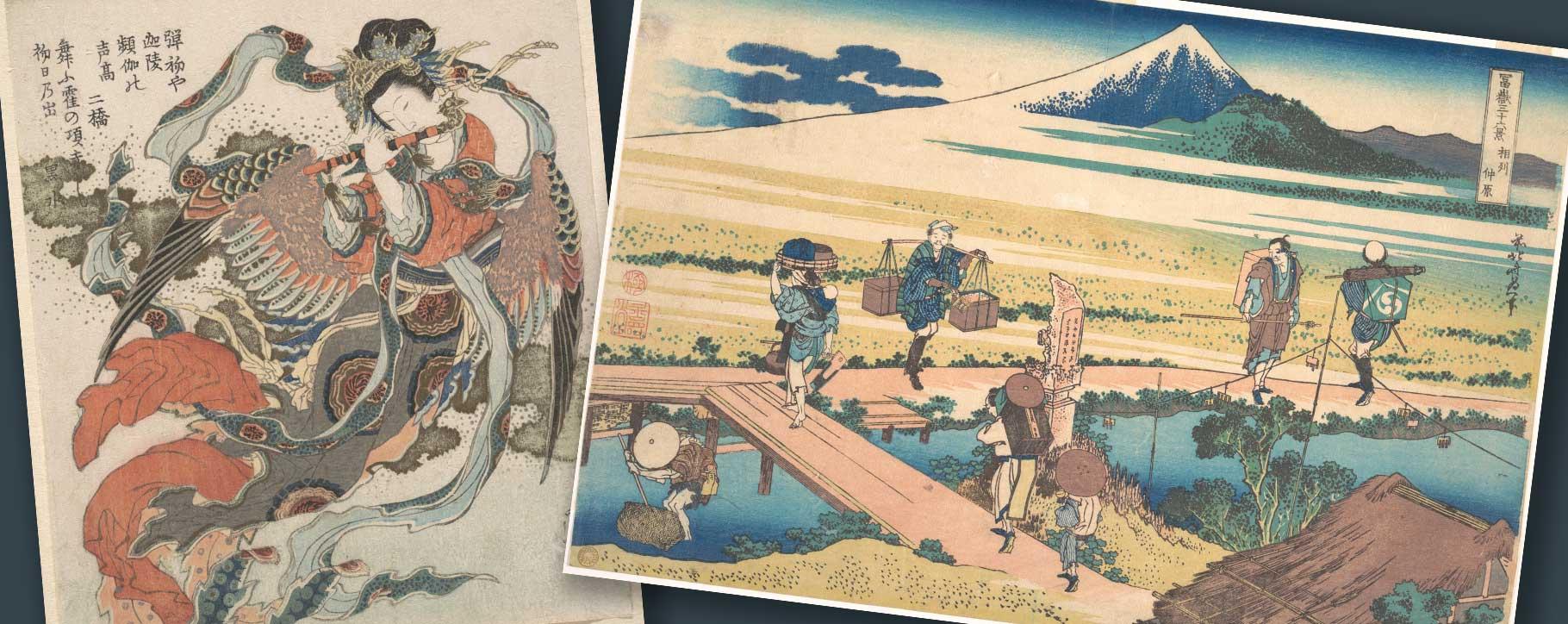 japanese wood cuts prints