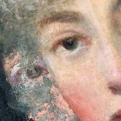 Hidden Features in Paintings