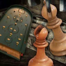 Wooden Games Restoration