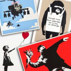 Banksy montage featured image