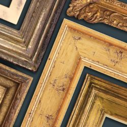 is your frame damaging your artwork photo