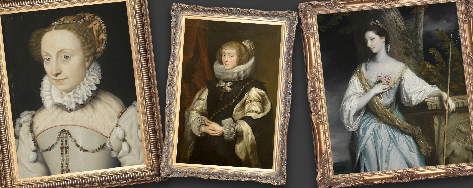 16th 17th 18th Century Portraits