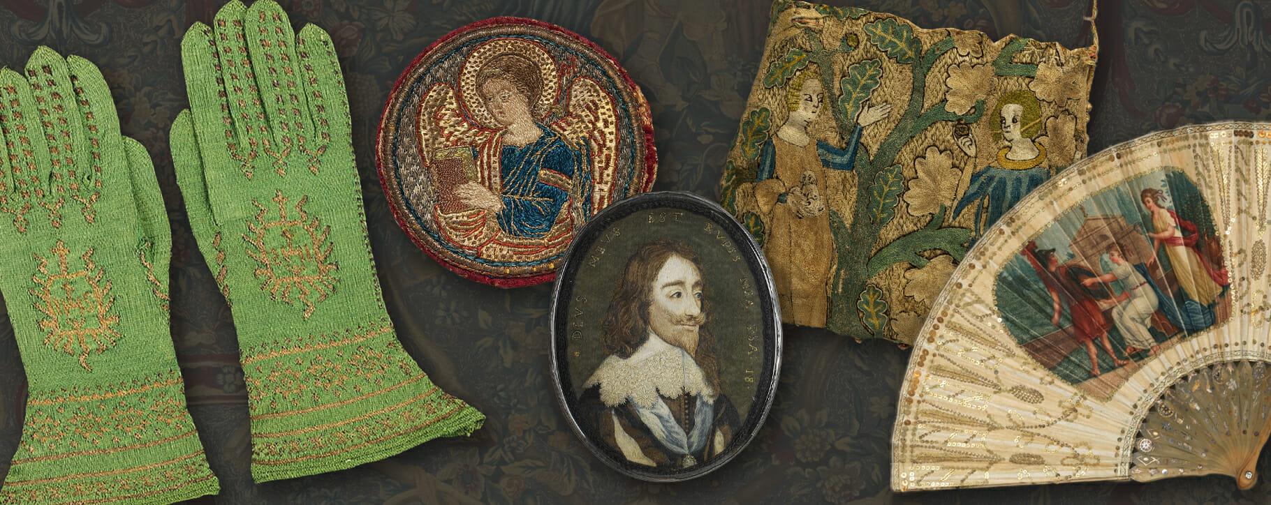 Antique Textile Examples