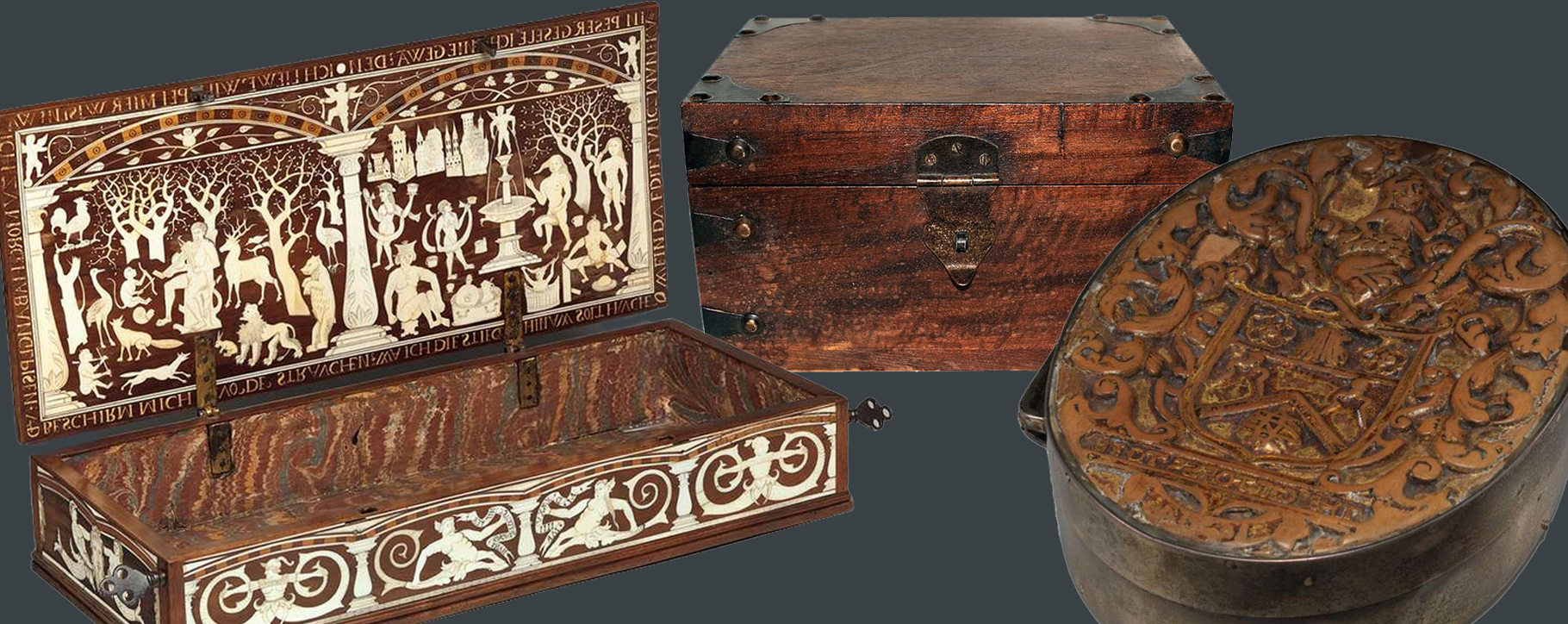 Wooden Box Restoration