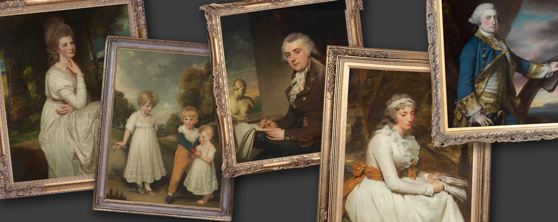18th century British Portraits