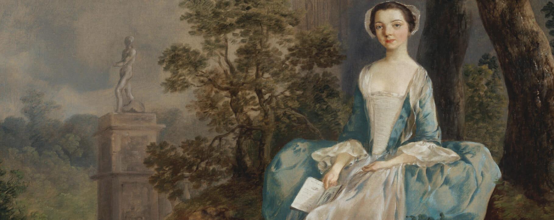 Gainsborough Landscape Portrait