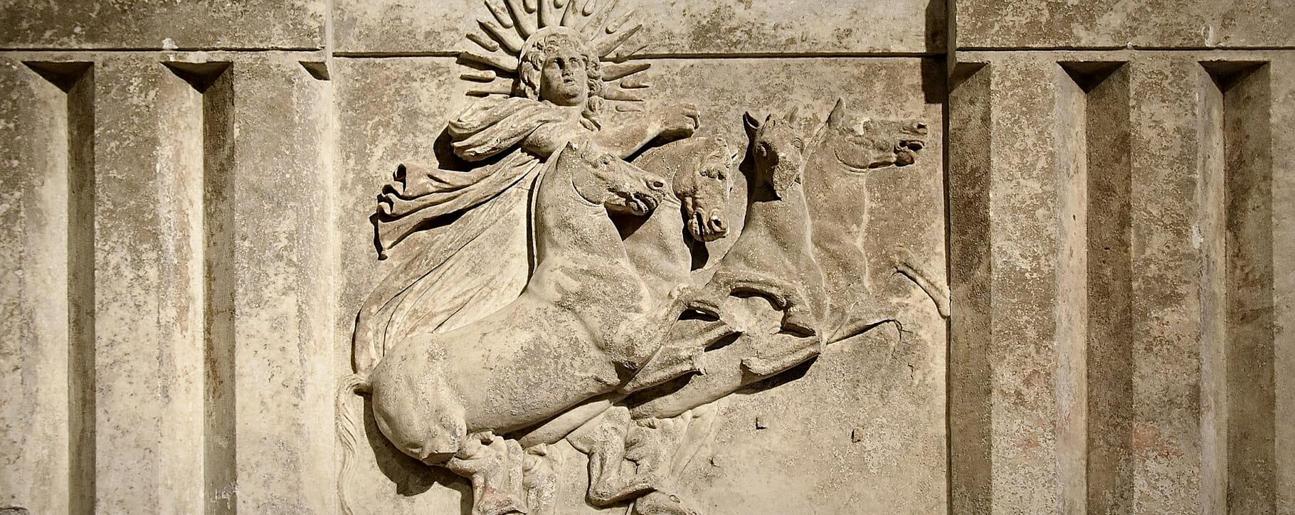 Ancient Greek Horses