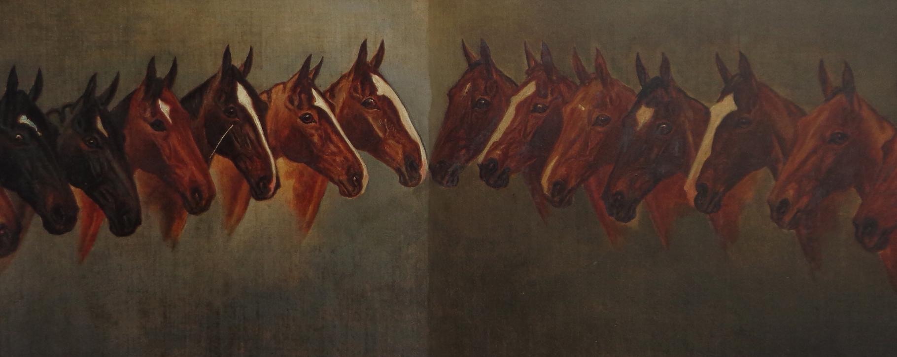 Horse Head Varnish Removal