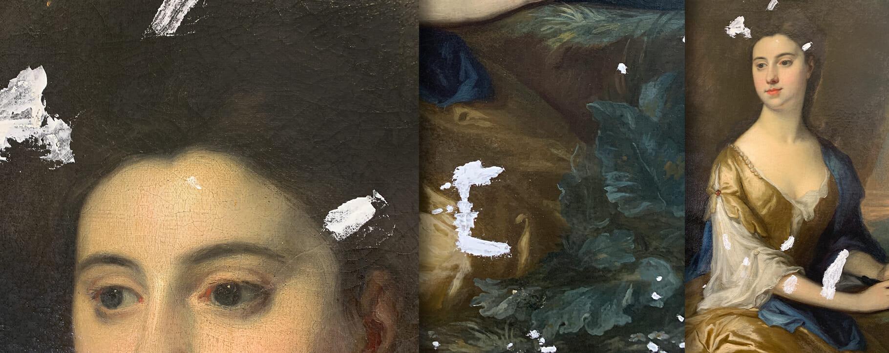 Kneller Portrait Consolidation