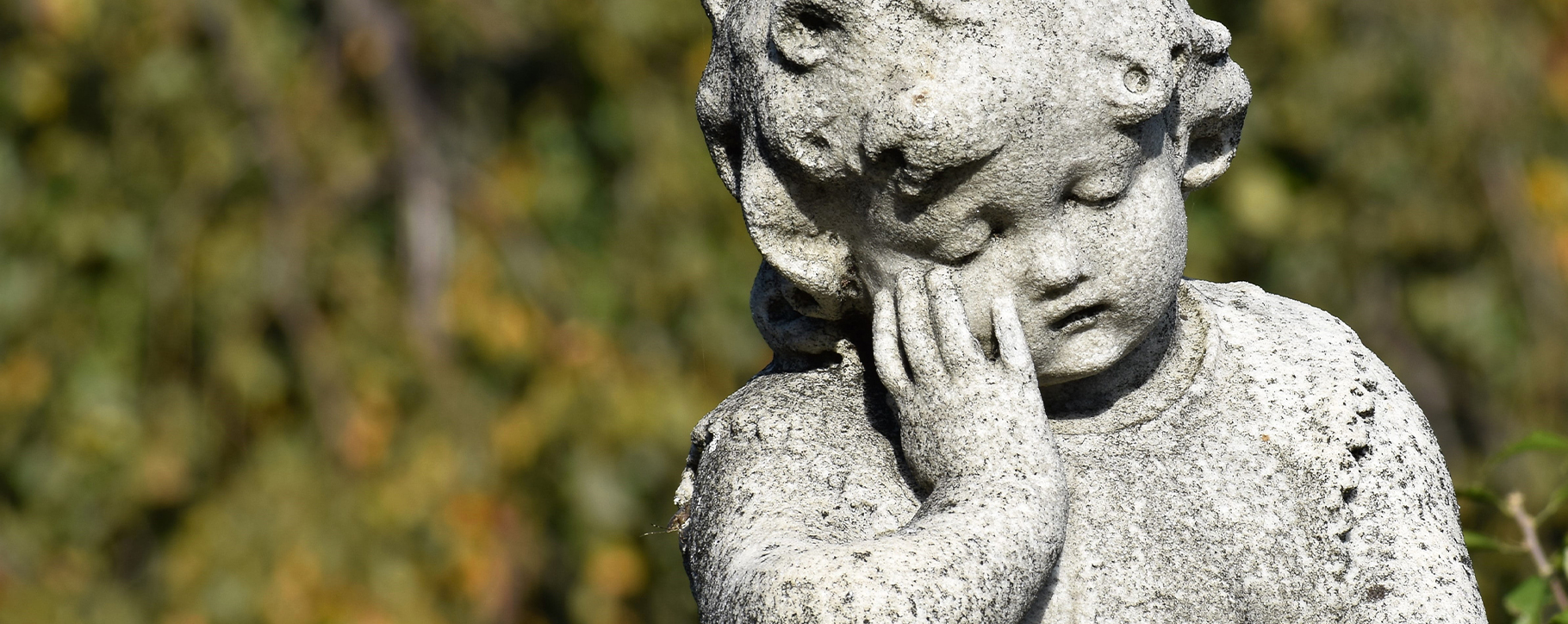 Stone Statue Girl