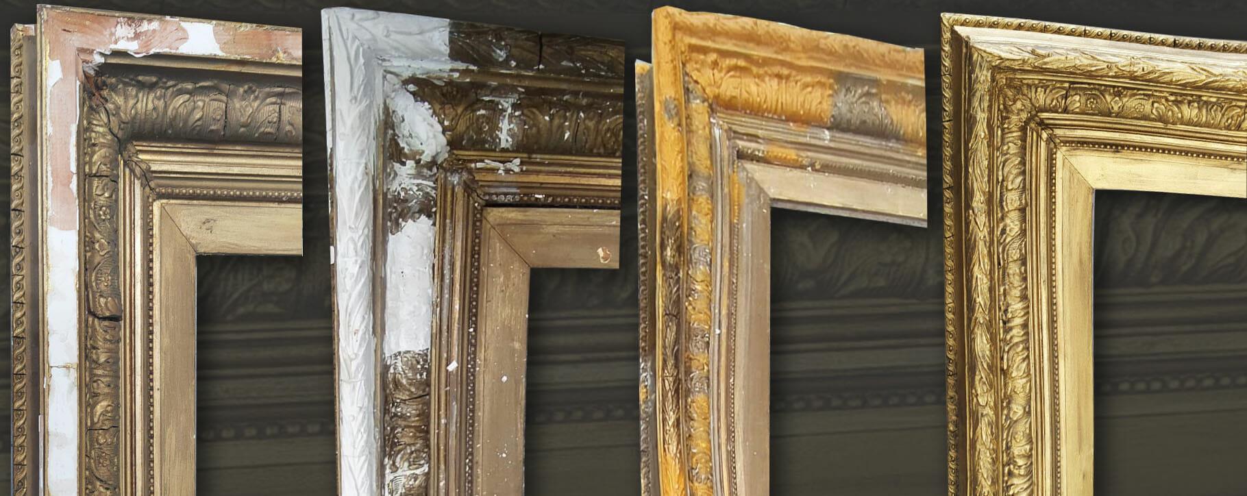 Restoration Process Frames