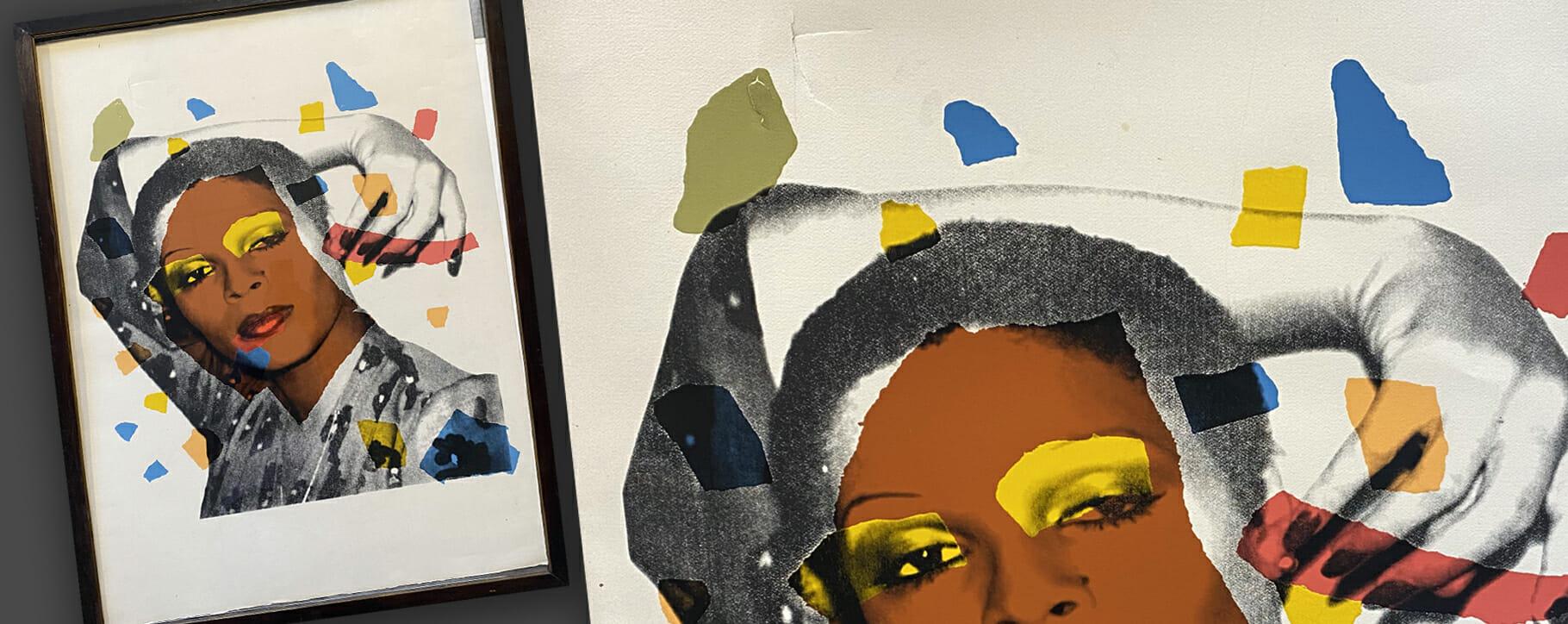 Warhol Restoration