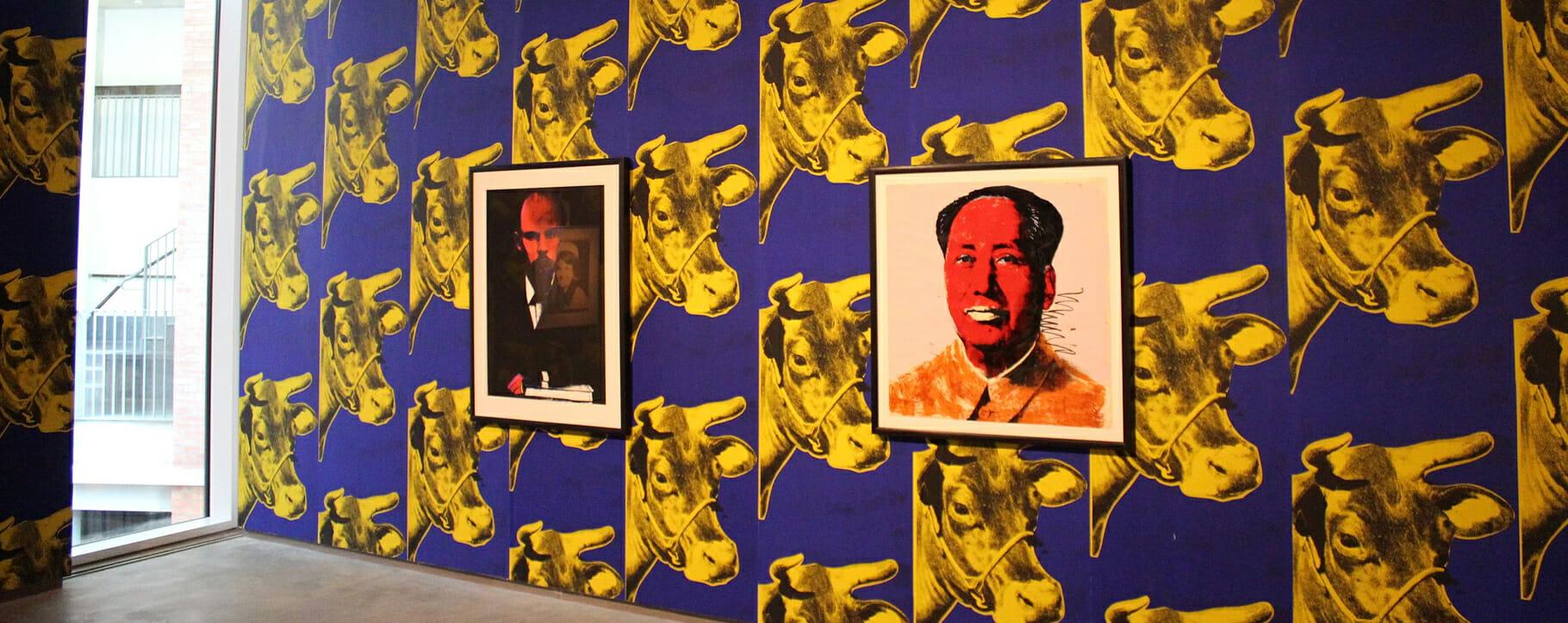 Andy Warhol Framed