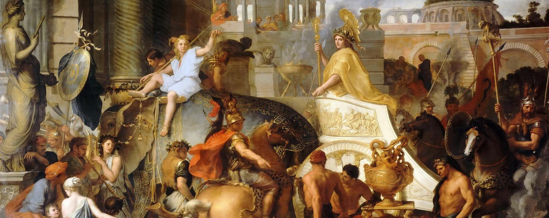 Classical Art Charles Le Brun