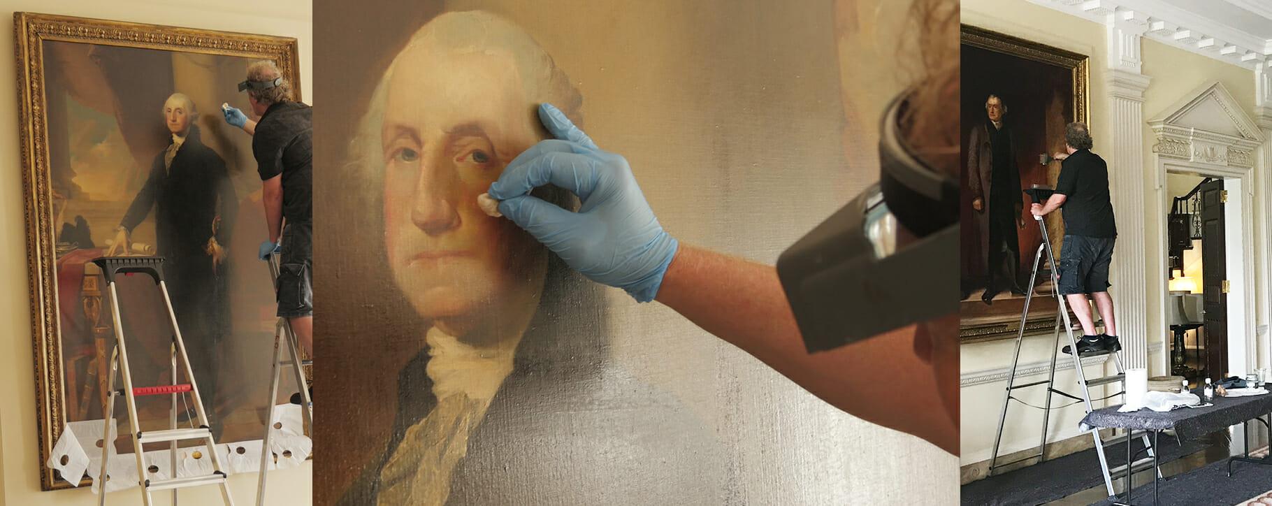 US Embassy Portraits