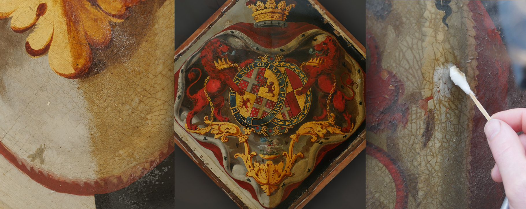 Coat Of Arms Restoration
