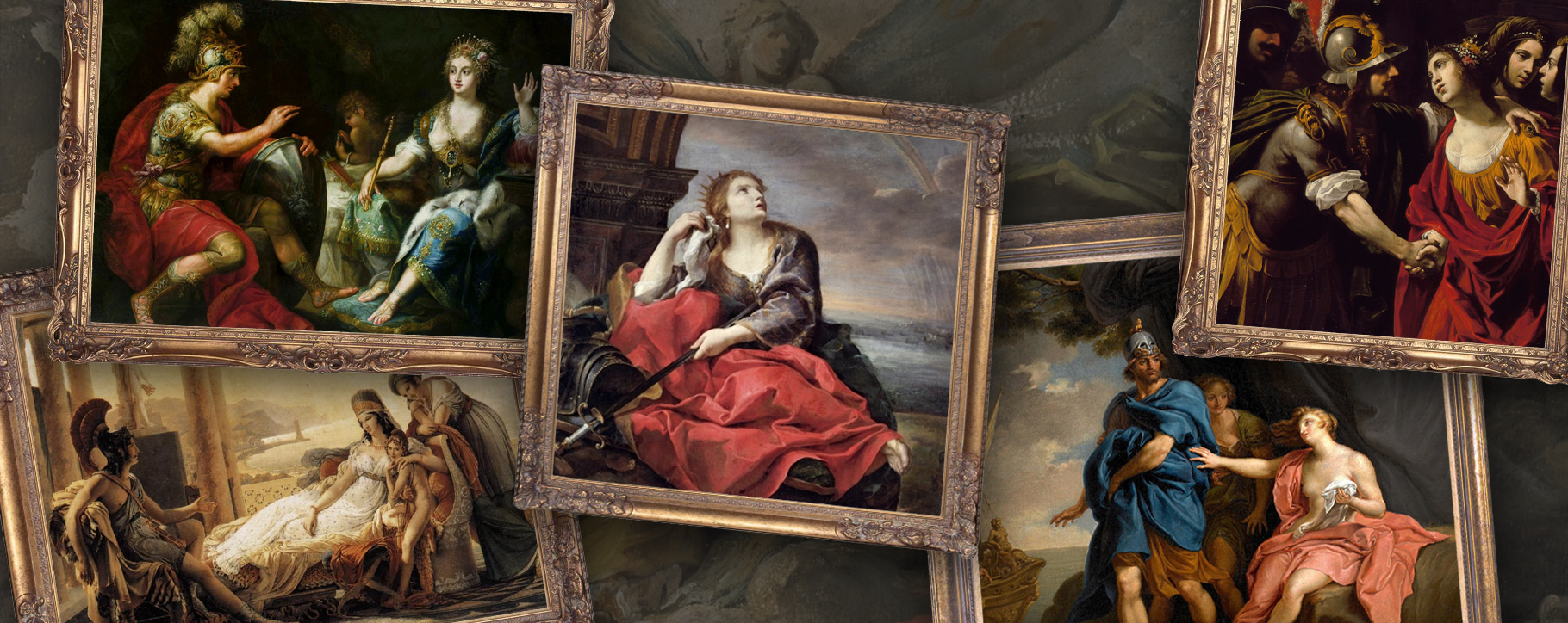 Dido Classical History Paintings