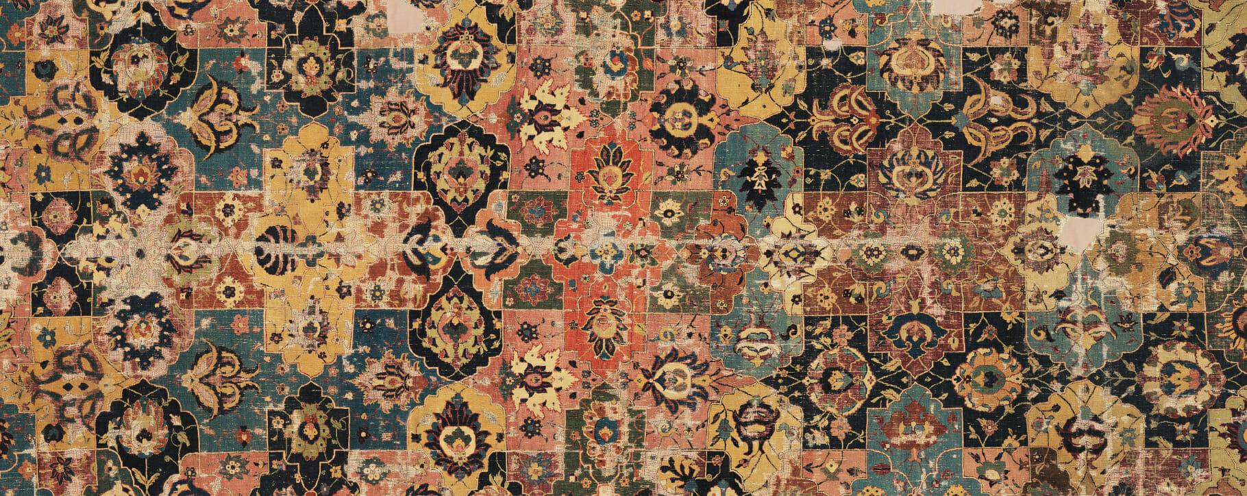 Iran Antique Rug