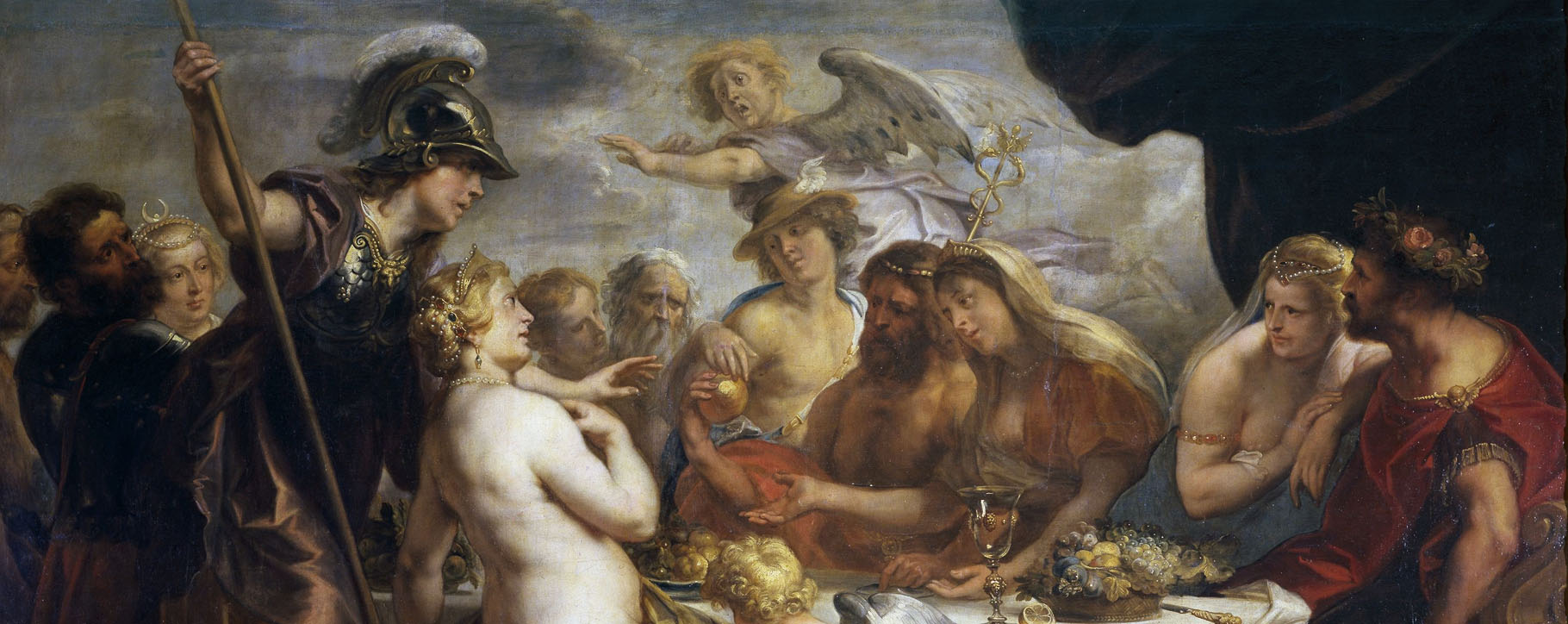 Jacob Jordaens classical painting