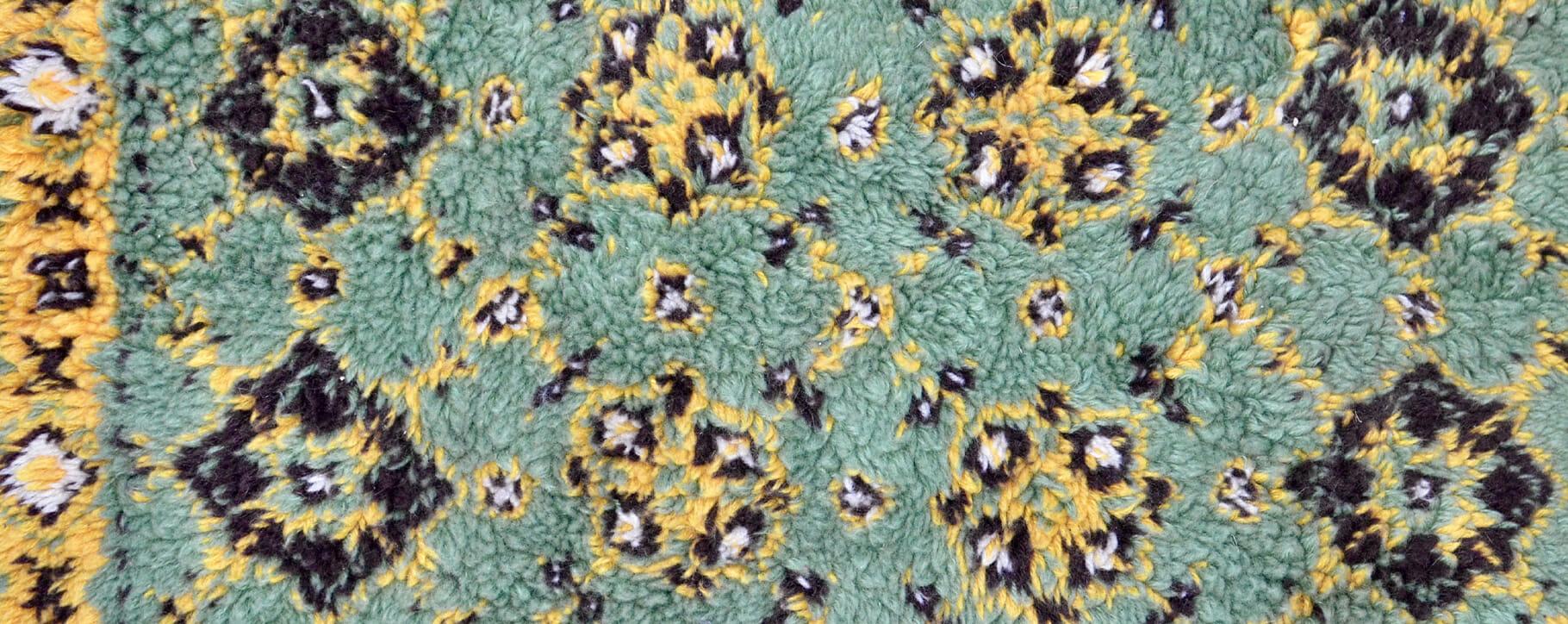 Wooly rug