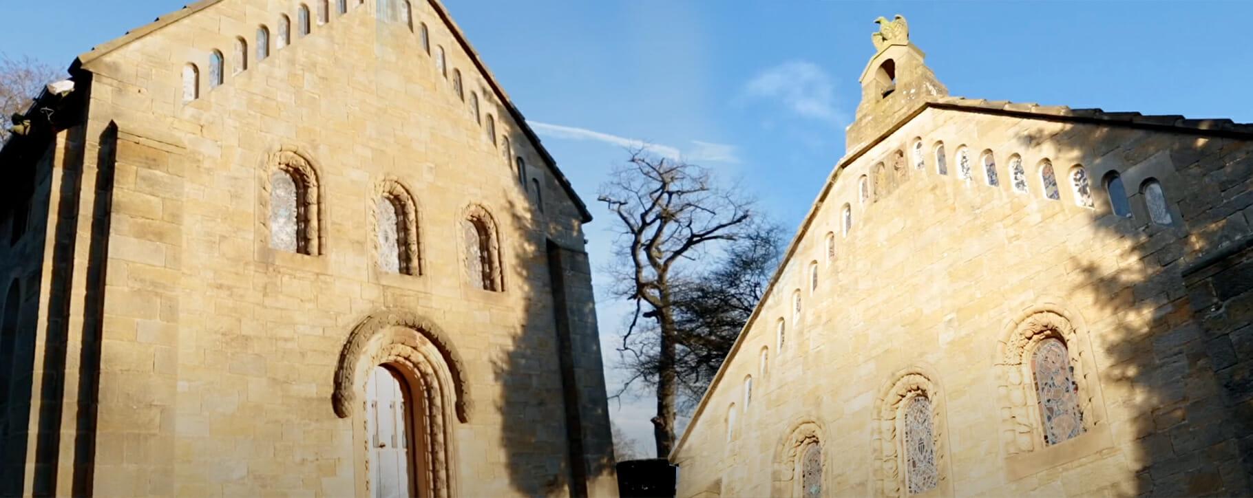 Wreay Church Exterior