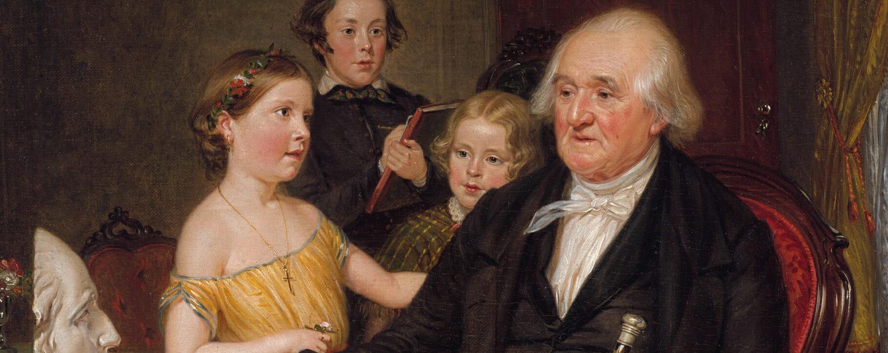William Sydney Mount Victorian Family