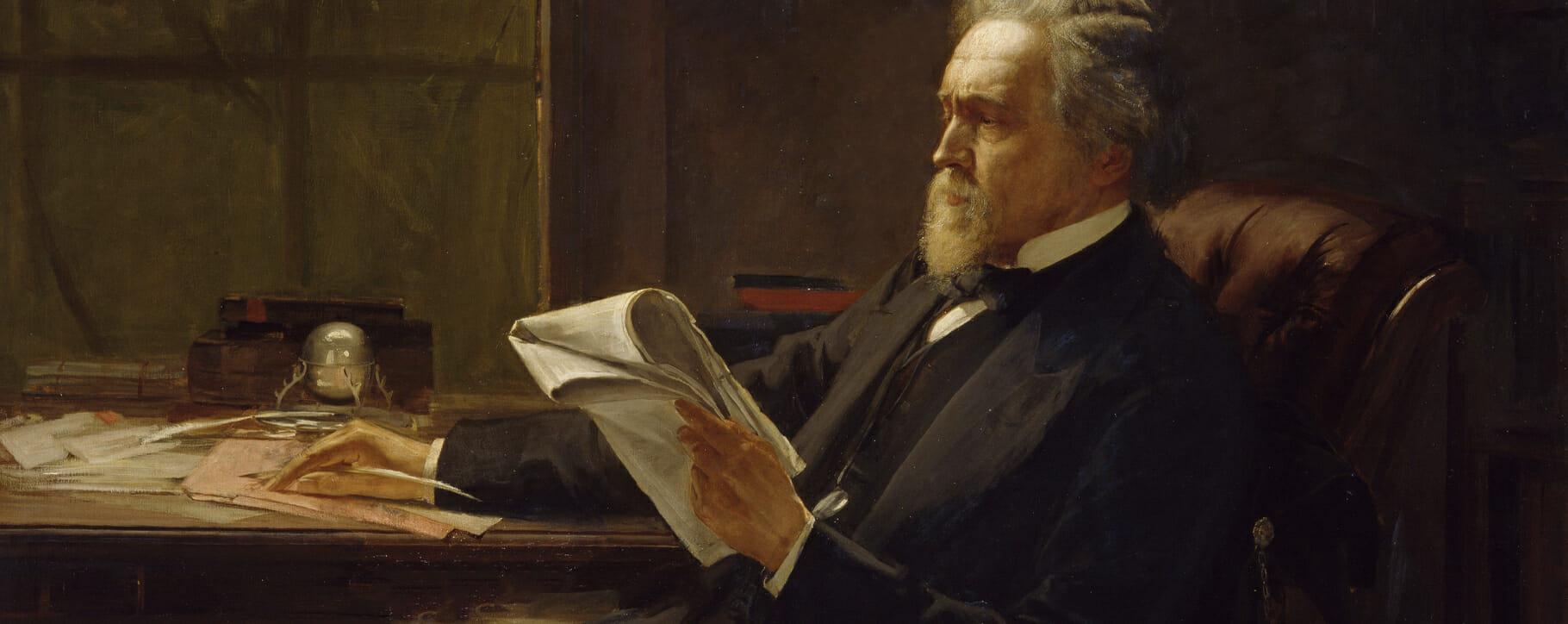 19th Century Male Portrait
