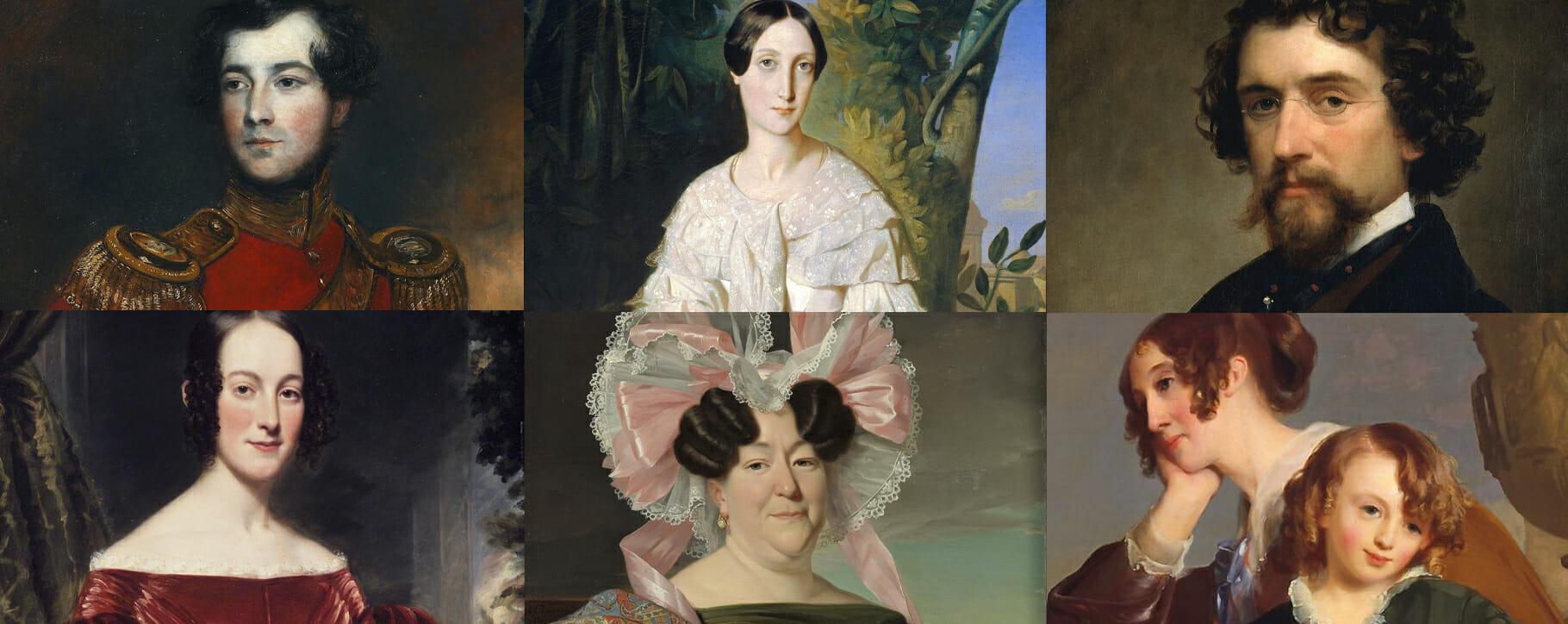 19th Century Portrait Artists 2