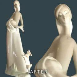 lladro after restoration