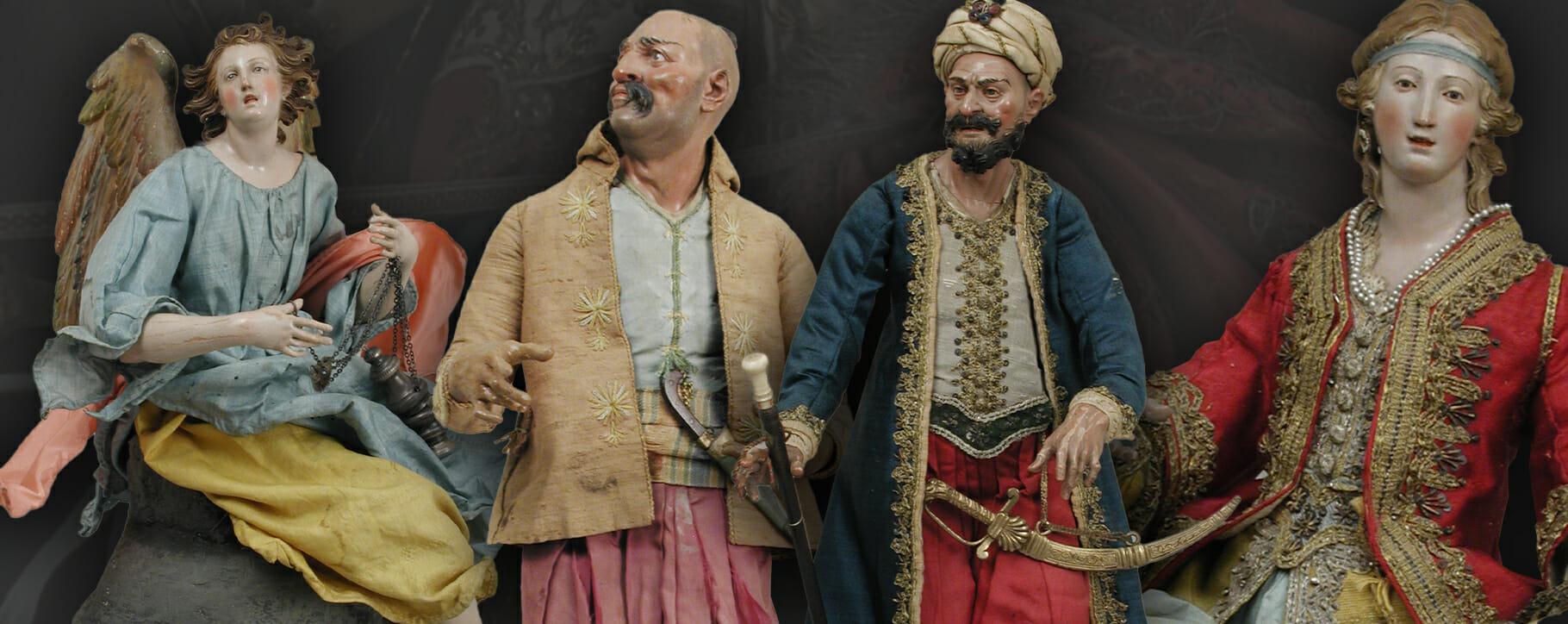 Italian Creche Figurines