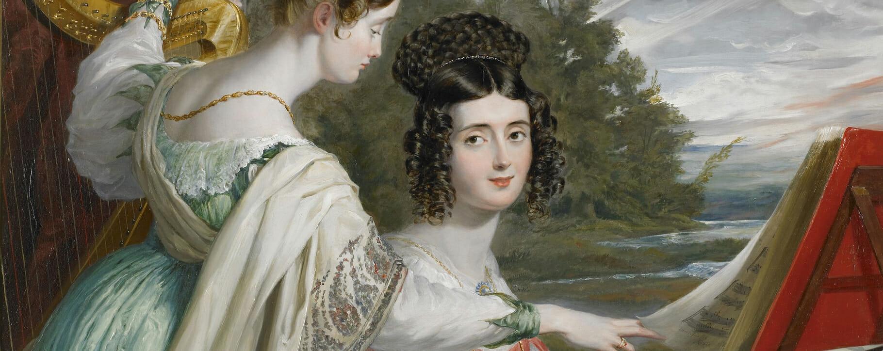 Regency Ladies George Hayter