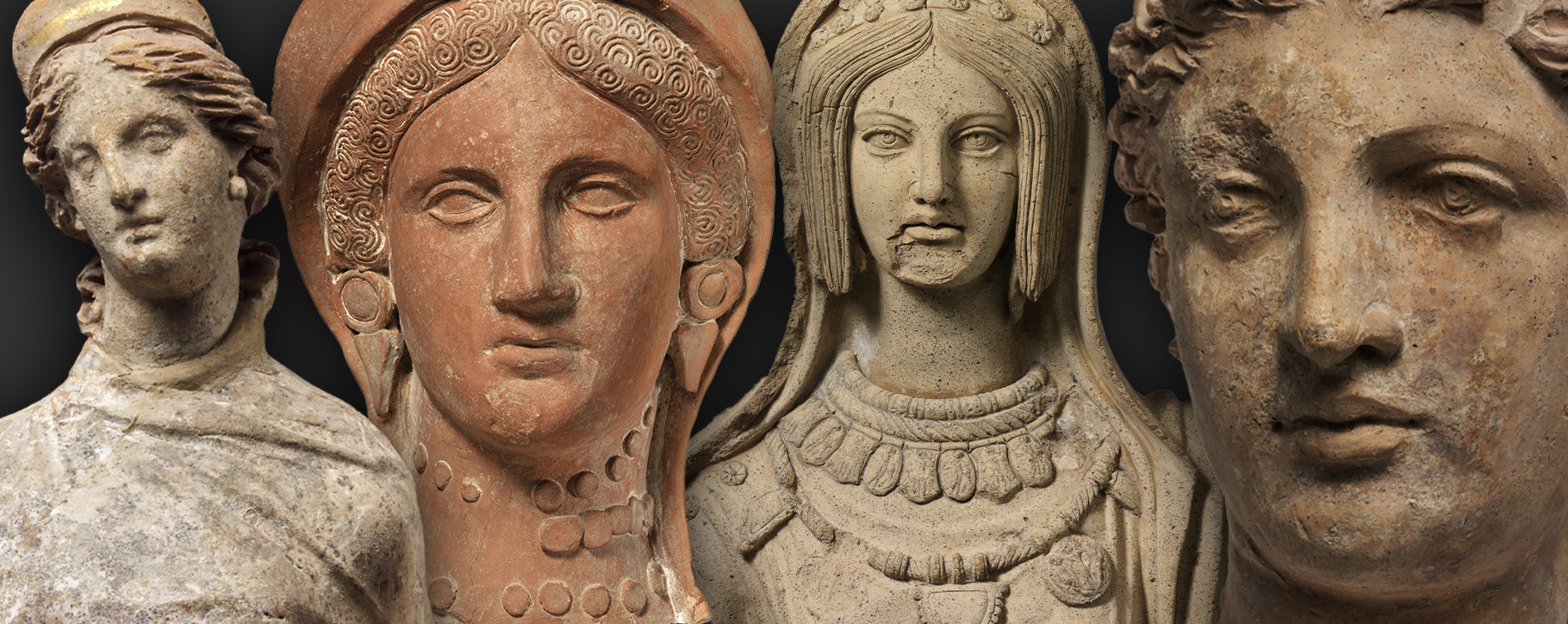 Ancient Terracotta Statues