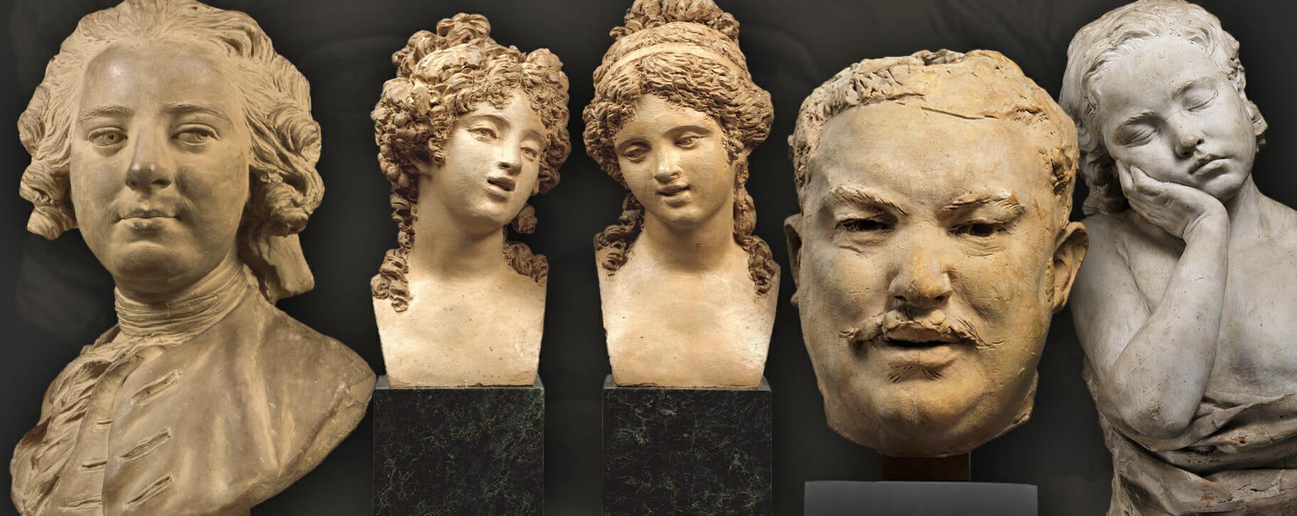 Terracotta Busts